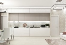 Дизайн интерьера квартиры в Челябинске