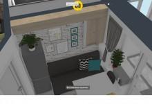 Дизайн кухни 9,5 кв. м