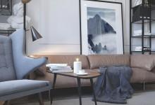 Дизайн квартиры на проспекте Мира