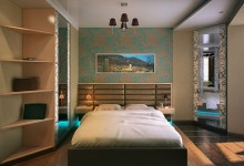 Дизайн-проект четырехкомнатный квартиры в современном стиле