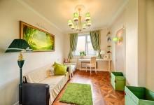 Дизайн проект и ремонт двухкомнатный квартиры в стиле неоклассика