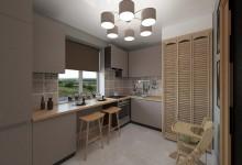 Дизайн-проект небольшого дома