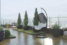 Дизайн-проект террасы