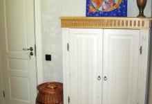 Долгожданный шкаф, или начало обустройства коридора)