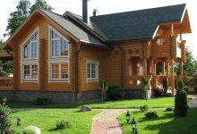 Дом в тирольском стиле, имеющий необыкновенную популярность в интернете