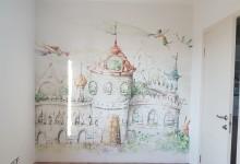 Домик на Московской. Часть 7- детские (в процессе)