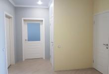 Домик на Московской. Часть 8- прихожая, холл, лестница. В процессе)