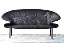 Дудлы на модном диване