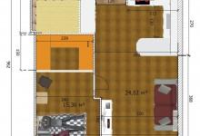 Друзья! Нужна помощь в разработке планировки квартиры-2