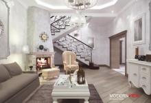 Двухуровневая квартира в Абхазии