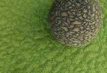 «Земные» ковры и пуфы: назад к природе