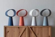 Декоративный светильник - свет и тень