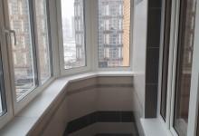 Еще один образцово-показательный балкон