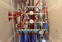 Ещё один вариант расположения трубопровода в санузле. Тридцать пятая часть.