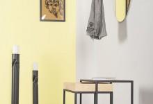 Простая мебель для сложного интерьера