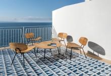 Мебель из тика: вдохновение в листьях