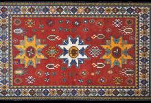 Этнические ковры ручной работы