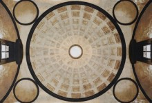Флорентийские мотивы на ковре