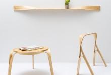 Гнутое дерево: мебель замысловатых форм