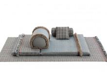 Восточные ковры и подушки: современная интерпретация