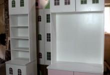 Голландские домики-шкафы в детскую