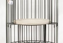 Кресло в клетке