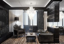 Дизайн-проект квартиры на 15 линии