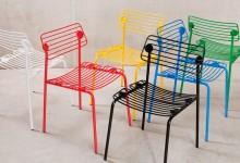 Цветной стул-конструктор