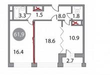 Перепланировка квартиры. Help!