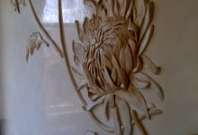 Хризантемы, мои хризантемы