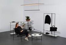 Лаконичная мебель для открытого пространства