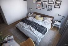 Дизайн квартиры: Kremenchukskaya
