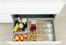Идеи хранения продуктов на кухне