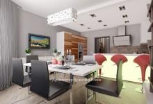Интерьер квартиры в эко-стиле
