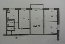 Из 4-х комнатной в 3-х комнатную. Возможно ли такая планировка?
