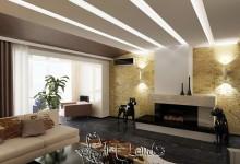 Дизайн-проект дома, ул. Жуковского