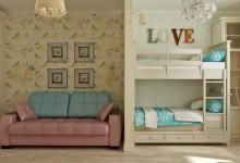 Дизайн небольшой квартиры на Первомайской