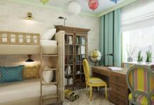 Детская комната для братьев