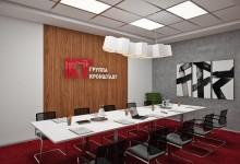 Проект московского офиса «Группы Кронштадт»