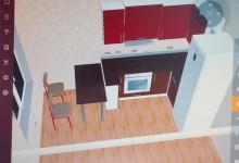 Как расставить мебель?