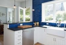Какую плитку выбрать на кухонный фартук?