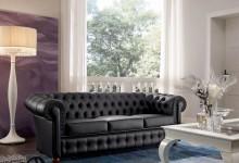 Классические виды диванов