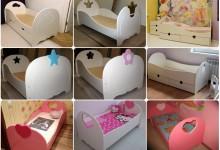 Классический вариант кровати