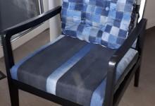 Кресло с кармашками