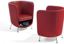 Кресло с кармашком