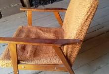 Кресло с помойки