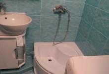 Крошка ванная 2х2 в морском стиле