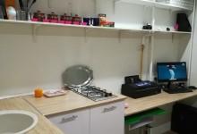 Кухня 8 квадратных метров: 3 в 1