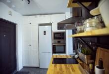 Кухня (или как я превратила однушку в трешку)