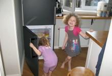 Кухня как есть. Вдогонку детской))